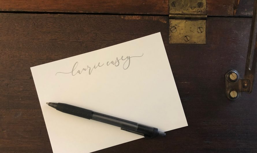 The Art of Letter Writing, Part 1: Be Yourself