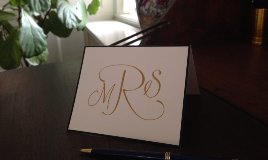 The Art of Letter Writing, Part 3: Sign Off in Style