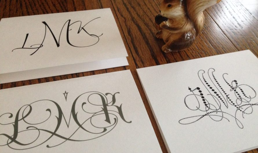 A Love Letter to Lettering Styles, our Retailers and our Customers