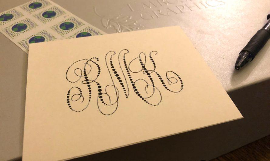 Make Letter-writing a Habit