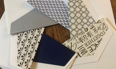 Envelopes from Embossed Graphics