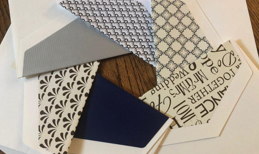 Elegant Envelopes that Express Your Personal Brand