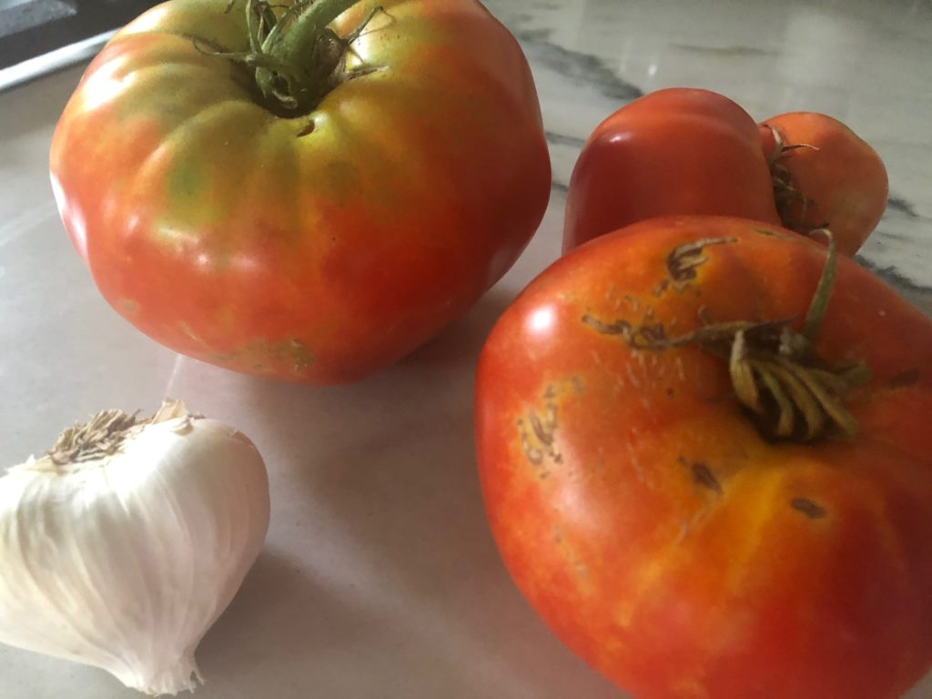 Grow a garden and give the bounty to your neighbors