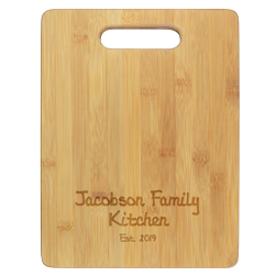 Merida Cutting Board - Engraved