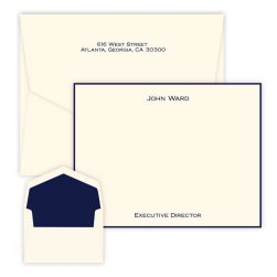 Executive Card - Raised Ink