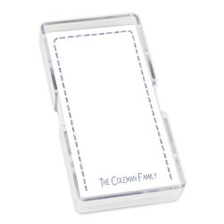 Family Arch Mini List - White with holder
