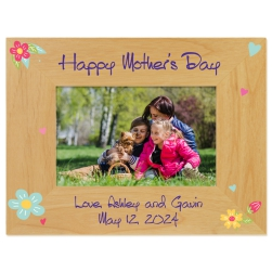 Mothers Day Printed Picture Frame