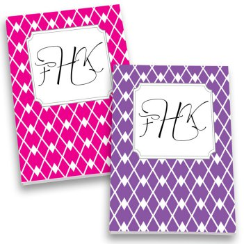 Paragon Monogram Personalized Journal Set
