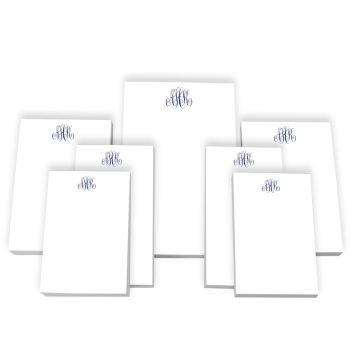 Delavan Monogram 7-Tablet Set - White Tablets Only