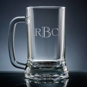 Altamira Monogram Beer Mug