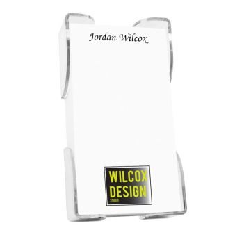 Custom Image List - White with holder