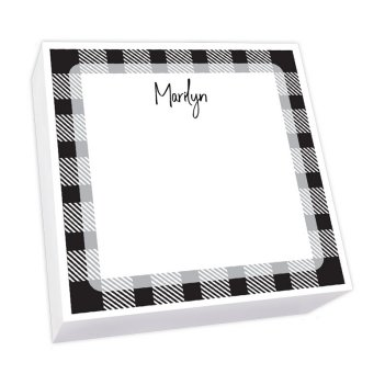 Esquire Memo Square - White Refill