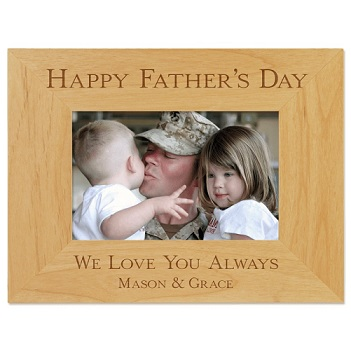 Fathers Day Picture Frame